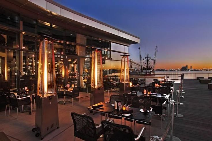The Best Restaurants for Waterfront Dining in Boston This Summer  Barking Restaurant and The o