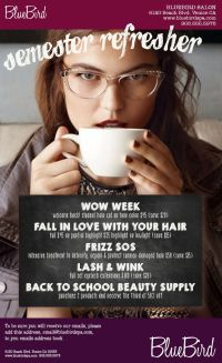 25+ Best Ideas about Salon Promotions on Pinterest