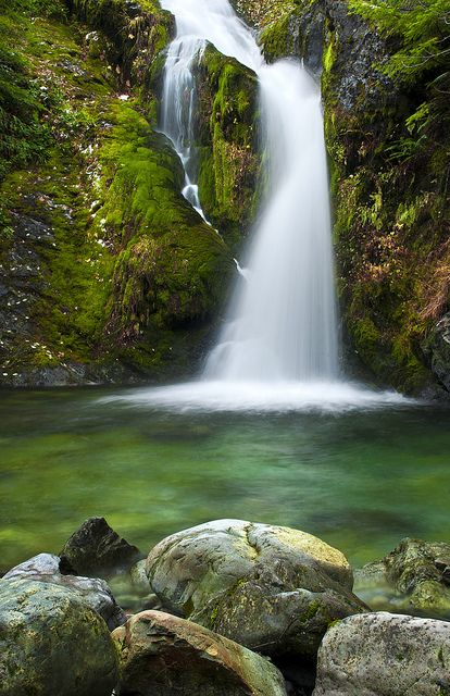Mystical Falls Oregon how come i didn39t know of any of