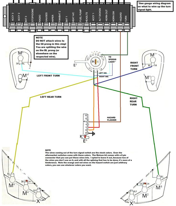 1968 Vw Beetle Engine Wiring Diagram
