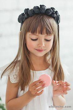 25 Best Ideas About Little Girl Bangs On Pinterest Toddler