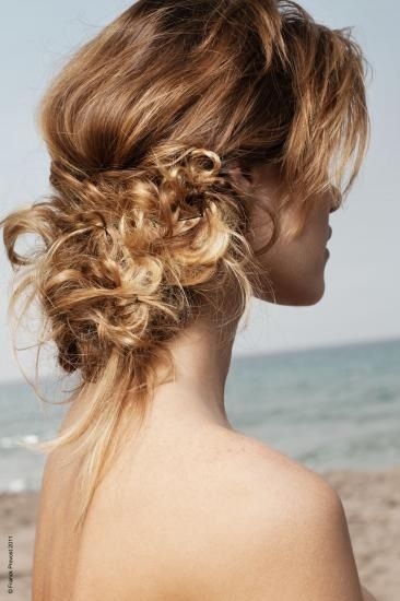 Chignons and Mariage on Pinterest