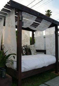1000+ images about cabana ideas DIY on Pinterest ...