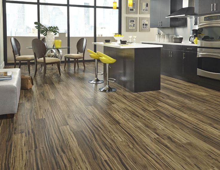 Dream Home  Fumed African Ironwood Laminate  Floors
