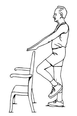 Balance Exercises: Balance Exercises Handout