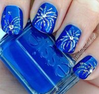 Best 25+ Firework nails ideas only on Pinterest | Firework ...