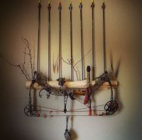 Best 25+ Bow rack ideas on Pinterest | Archery hunting ...
