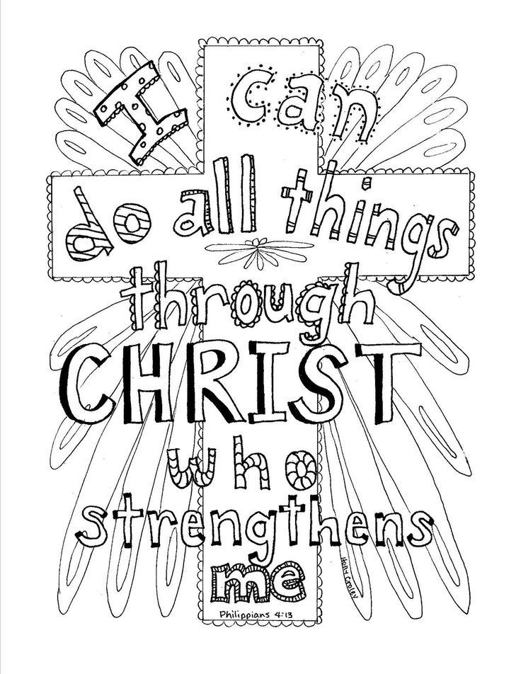 Philippians 4 Clip Art