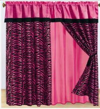 1000+ ideas about Zebra Curtains on Pinterest | Zebra ...
