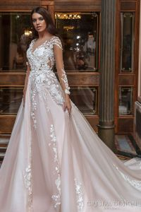 17 Best ideas about Blush Wedding Dresses on Pinterest ...