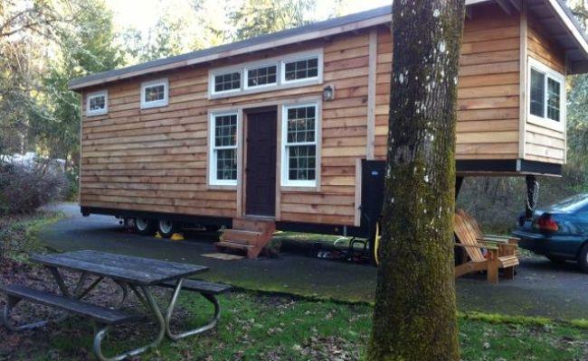 38 Gooseneck Willamette Farmhouse Now Residing In