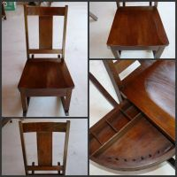 Antique Sewing Rocker with drawer