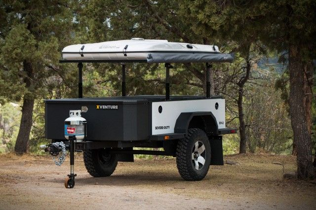 Schutt Industries Line Of Severe Duty Consumer Trailers