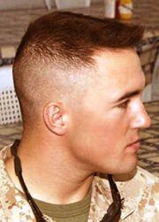 military haircuts men