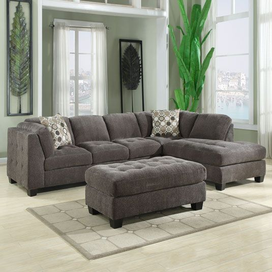 best fabric sectional sofa houston texas trinton 2pc sectional: 1 lhf sofa, rhf chaise by jerome ...