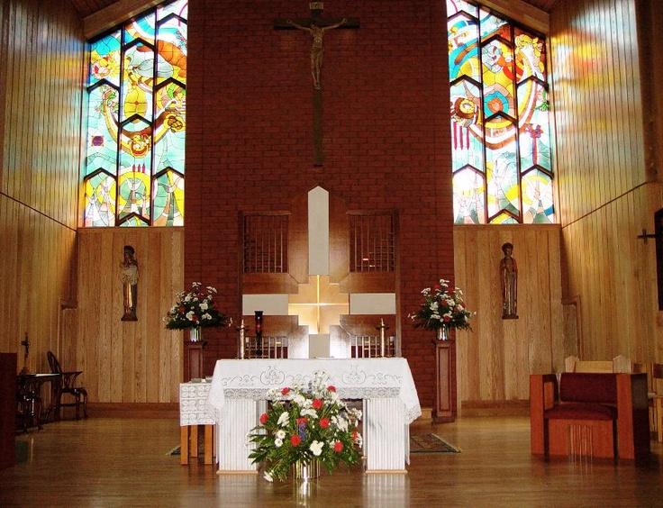St Teresas Catholic Church Iglesia de Santa Teresa de