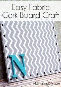 Best 25+ Diy cork board ideas on Pinterest
