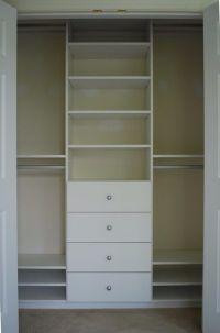 Best 25+ Small Closet Organization ideas on Pinterest ...