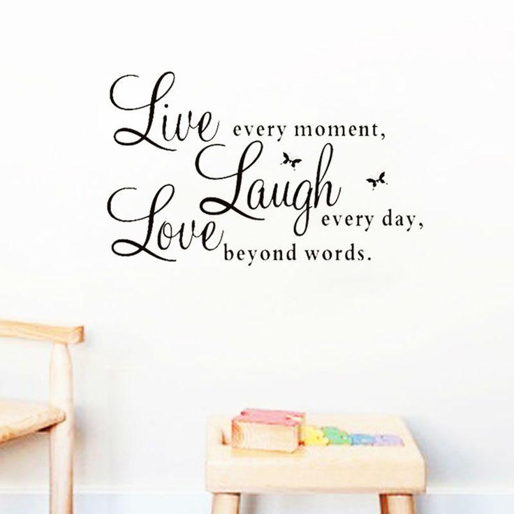 1000+ Live Laugh Love Quotes on Pinterest