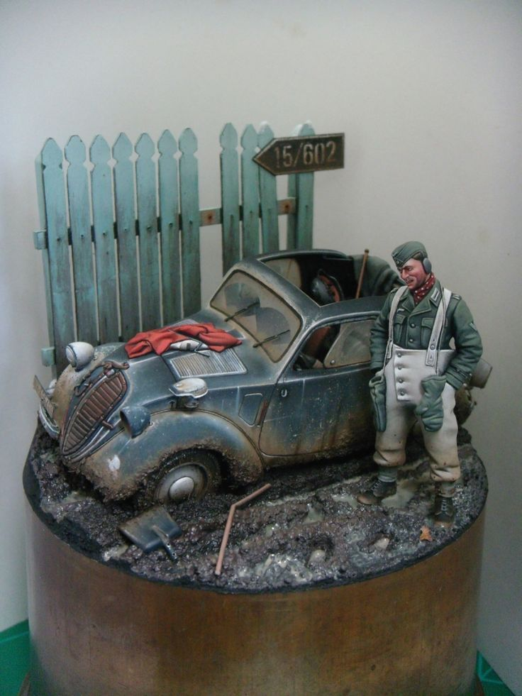135th scale Tamiya German Simca 5 Eastern Front