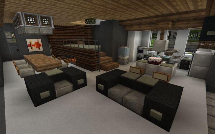 Minecraft Kitchen Design Building Fave