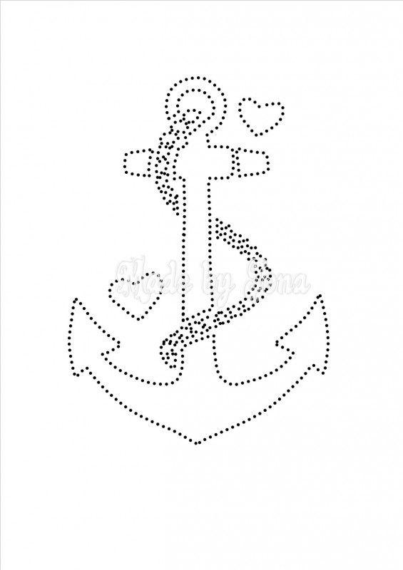 25+ best ideas about Anchor string art on Pinterest