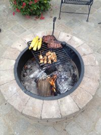 25+ best ideas about Fire pit cooking on Pinterest