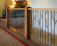 25+ best ideas about Stair railing on Pinterest