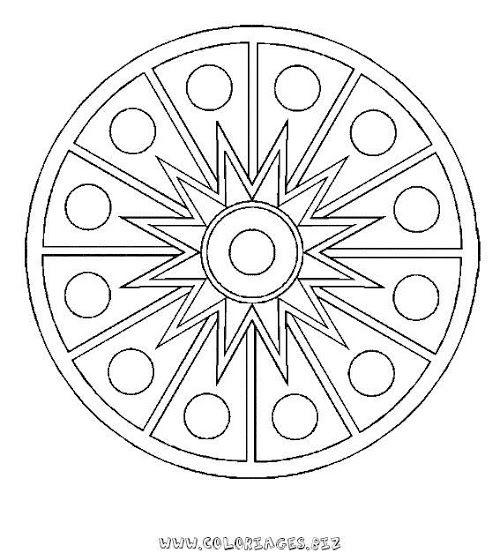 632 best images about Mandala (noir) on Pinterest