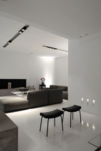 Private apartment in Paris with Kreon lighting | Design ...