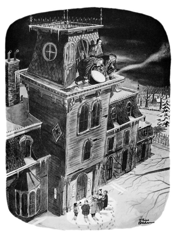17 Best Images About Charles Addams On Pinterest The New