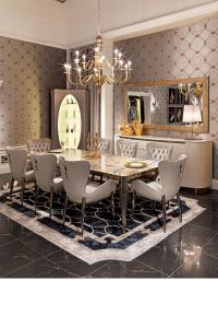 25+ best ideas about Luxury Dining Room on Pinterest ...