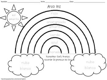 13 best images about Preschool Spanish on Pinterest
