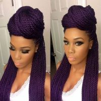Best 10+ Senegalese twists purple ideas on Pinterest ...