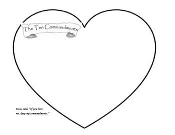 17 Best images about Ten Commandments on Pinterest
