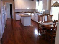 Glossy Dark Hardwood Floors Brown Dark Wood Floors Teak
