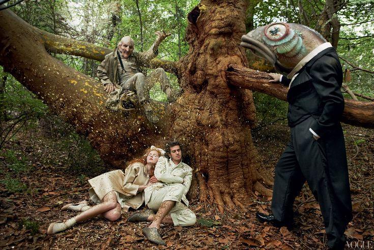 Hansel and Gretel © Annie Leibovitz