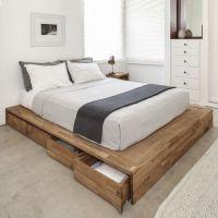 1000+ ideas about Platform Bed Storage on Pinterest ...