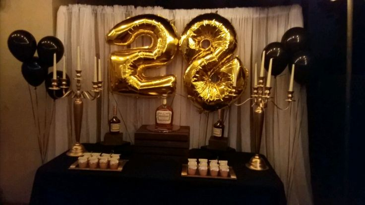 Hennessy cake table hennessy theme party cake hennessy dessert table  events by Jasmine