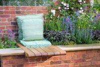 1000+ ideas about Brick Planter on Pinterest   Planters ...