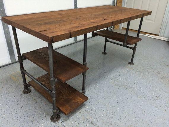 25+ Best Ideas about Rustic Desk on Pinterest