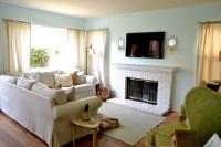 anthropologie living room ideas | ... Living Room, Here's ...