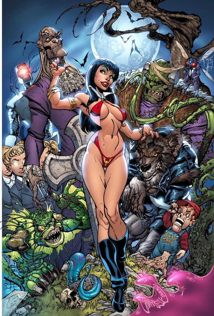 155 best images about J Scott Campbell Alice on Pinterest