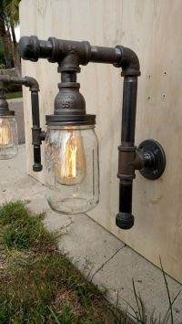25+ Best Ideas about Pipe Lighting on Pinterest ...