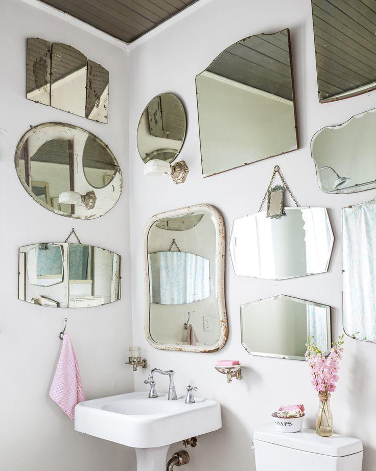 25 best ideas about Antique mirrors on Pinterest