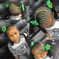 Best 25+ Kids braided hairstyles ideas on Pinterest | Lil ...