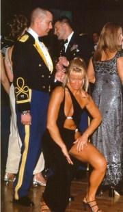 clothing fails military ball