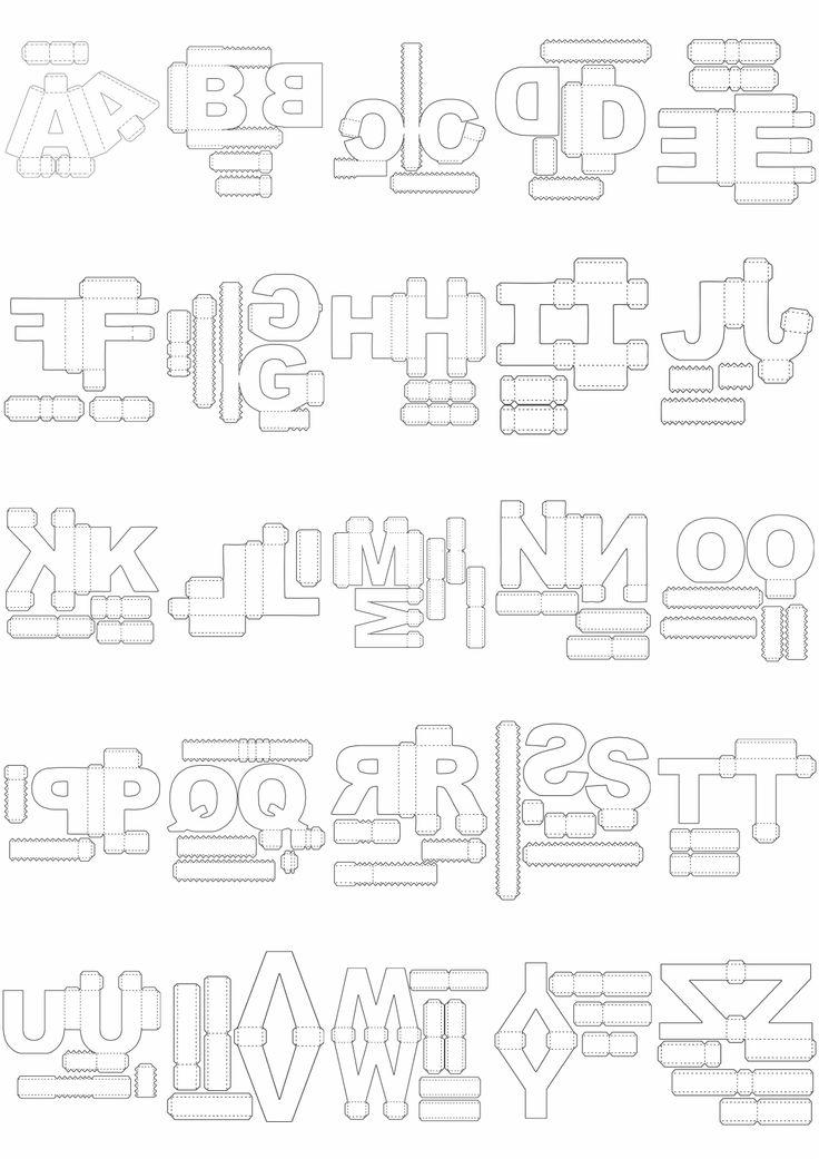 825 best images about Abecedario Alphabet on Pinterest