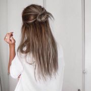 ideas lazy hairstyles