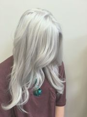 1000 ideas white hair colors